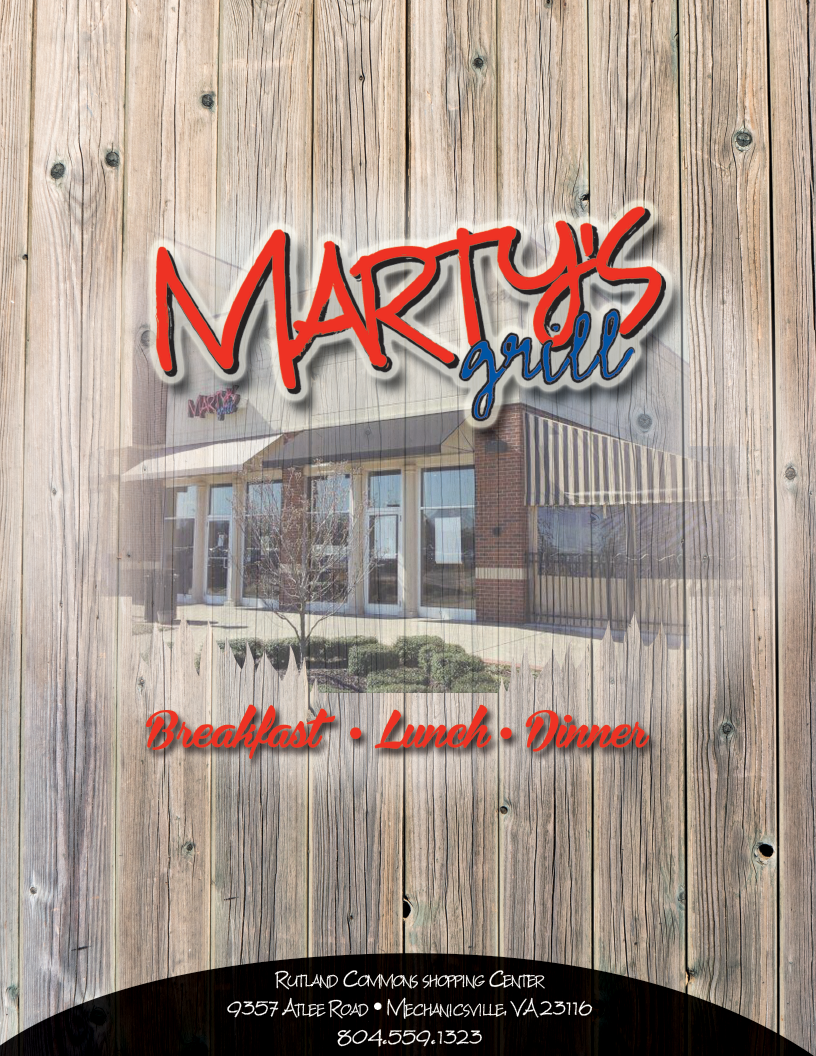 martys grill coupons